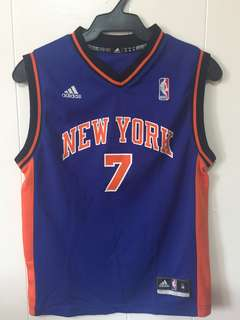 Authentic Kids' Carmelo Anthony NBA Jersey