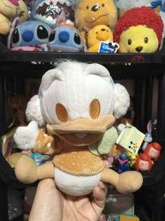 Brown Donald Duck