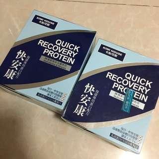Kiwi House 卡怡可斯 Quick Recovery Protein 快安康 復康專用蛋白配方 奶粉