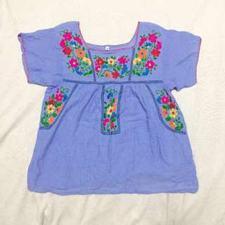 Mexican Peasant Top