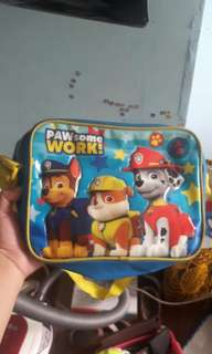 Paw Patrol Kids Bag