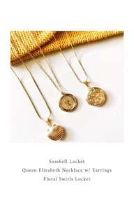 Medallion Necklace