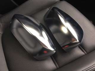 Mazda 3 chrome side mirror