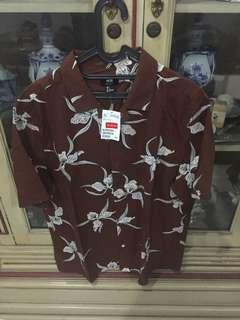H&M Summer Shirt Floral