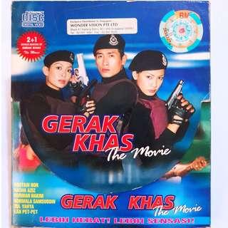 Gerak Khas The Movie VCD