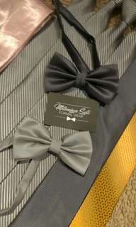 Handcrafted Elegant Bowties and neckties by Millennium Suits
