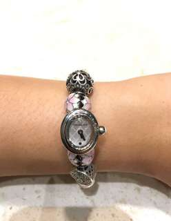 Timebeads watch for Pandora