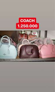 COACH SALE NETT