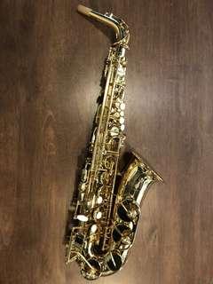 Trevor James Horn Classic II Alto Saxophone (Gold Lacquer)