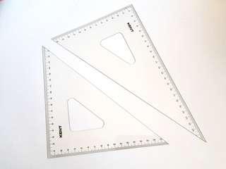 KENT 160/230 No.8 Triangle Set