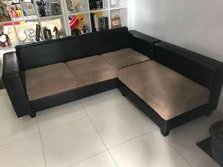 Sofa L mulus