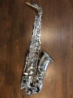 Trevor James Horn Classic II Alto Saxophone (Silver Plated)