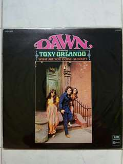 Dawn featuring Tony Orlando Vinyl LP