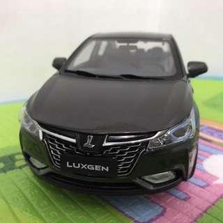 🚚 LUXGEN S3 1:18 模型