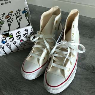 Converse Japanese version heartpatch size 25