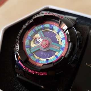 BABYG UNITED COLORS WATCH