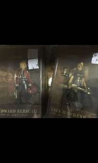 Full Metal Alchemist Edward Elric Riza Hawkeye Bundle