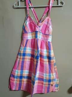 Abercrombie Plaid Girl's dress