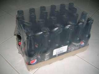 Pepsi Black 24 bottles X 400ml (1 carton)