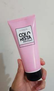 LOREAL Colorista Washout Pastel Pink Hair - semi permanent hair dye
