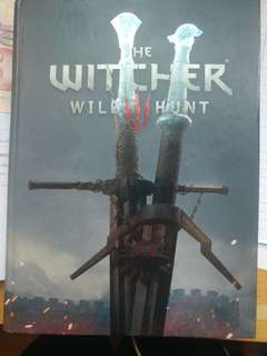 Witcher 3 Wild Hunt Guide Book