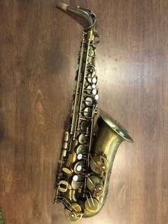 Trevor James Signature Custom Alto Saxophone (RAW)