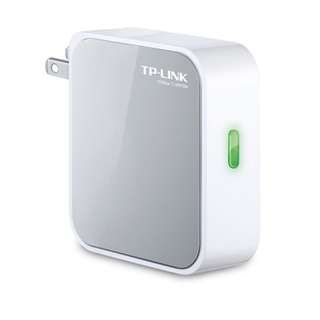 150Mbps Wireless N Mini Pocket Router TL-WR700N