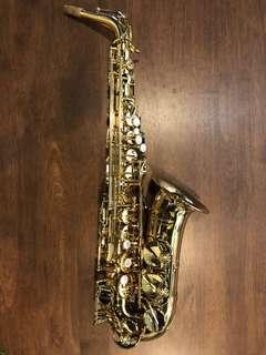 Trevor James Signature Custom Alto Saxophone (Gold Lacquer)
