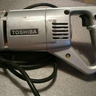 🚚 TOSHIBA(東芝)~6.5mm~日製全鋁合金外殼電鑽
