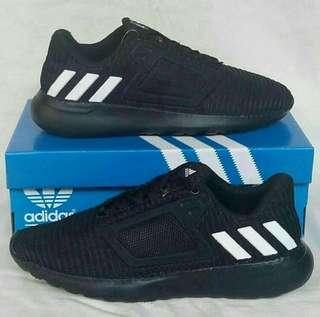 Adidas cloud foam black