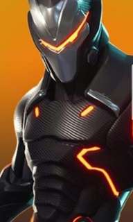 Wtb fortnite account with black knight skin