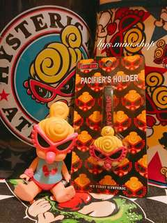 ❤️Hysteric Mini奶咀夾❤️