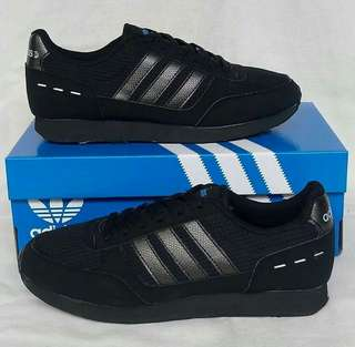 Adidas Neo City Total Black