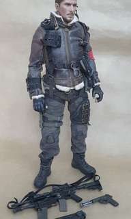 Hottoys Hot toys mms 1/6 Terminator Salvation John Connor, 請留意交收時間與地點