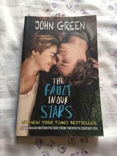 the fault in our stars (novel terjemahan)