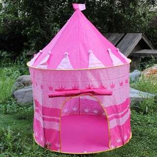 Pink Princess Tent