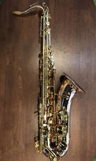 Trevor James Signature Custom Tenor Saxophone (Phosphor Bronze)