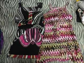 Bundle mini dress 1