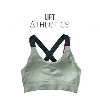 LIFT - Seamless sports bra