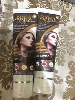 Erkha color conditioner 135g (ash blonde)