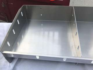 shelf tools  stainless steel