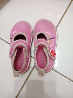 Sepatu little M - 2 (preloved)