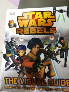 Star wars - rebels (hardcover)