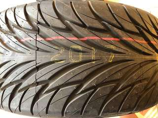 2pcs Federal R17 Brand new tires