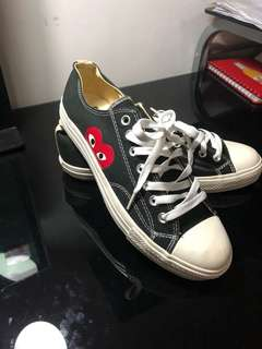 CDG Play x Chuck Taylor All Star 70 (Murah)