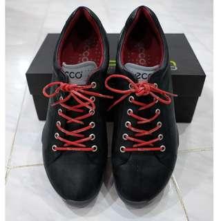 ORI - ECCO Shoes - ECCO Mens BLOM Golf Hybrid - Black/Noir