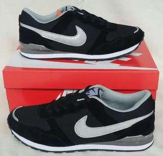 Nike Air Pegasus Black Silver