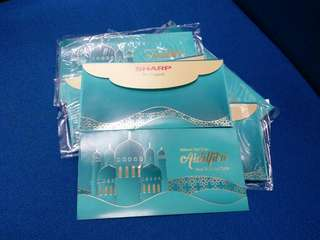 Sampul Raya Sharp 2018