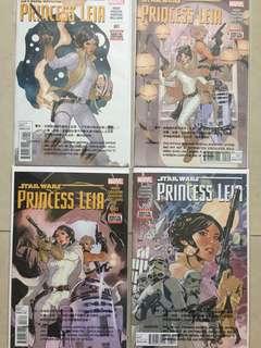 Princess Leia #1-#5 (Marvel)