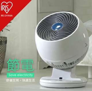 日本IRIS PCF-M15 加強版冷氣對流循環風扇